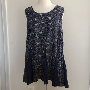 Tops - NWT Pleated Top